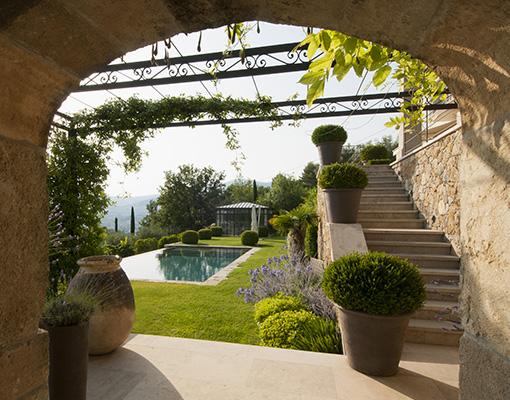 architectes paysagistes mougins archi paysage. Black Bedroom Furniture Sets. Home Design Ideas